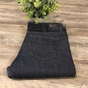 Paige Classic EUC Bootcut Jeans
